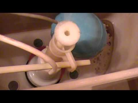 replacing toilet tank parts. More Mansfield Toilet Repair  YouTube
