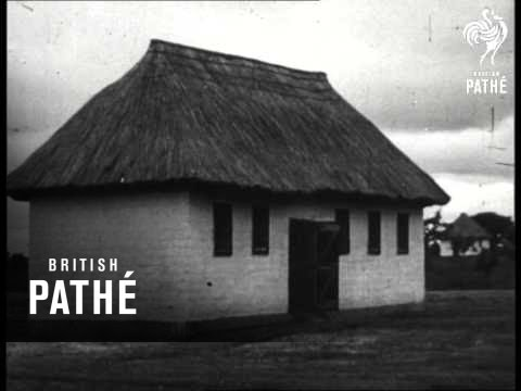 New Homes For Poles In Lusaka (1940-1949)