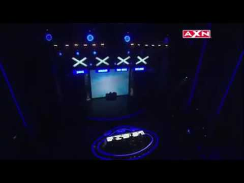 Amazing Art @ Asia's got talent