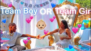CARMEN AND COREY OFFICIAL BABY GENDER REVEAL !! 😱