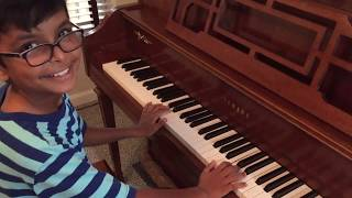 Second Interlude - Poonthalir Ada - Panner Pushpangal - Ilayaraja - Piano Counterpoint Contrapuntal
