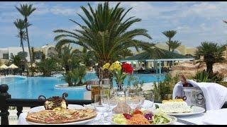 Тунис отели.Djerba Holiday Beach 4*.Обзор