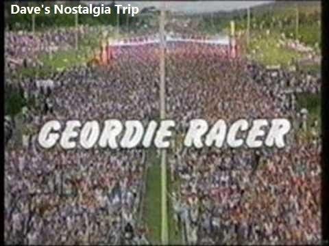 Dave's Nostalgia Trip - Bonus Episode - Geordie Racer (BBC Micro - 1988)