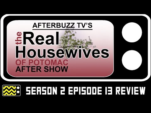 The Real Housewives of Potomac Season 2 Episode 13 Review & After Show | Afterbuzz TV