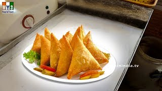 Samosa | Gujrati Street Food | Taste Of Gujarat
