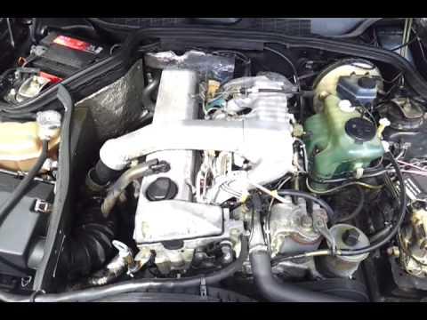 Mercedes 190 D 2 5 Turbo Youtube
