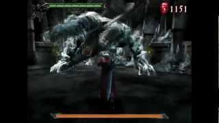 Devil May Cry 3| Mission 3 (Parte 2) Dante VS Cerberus [1080p HD]