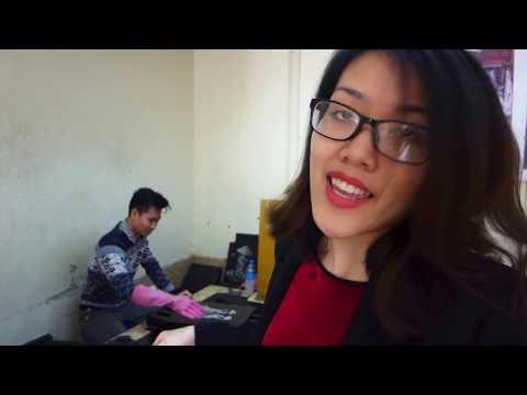Globe Reporters / Les artisans laqueurs au Vietnam