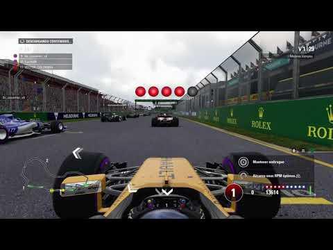 F1™ 2017 GP Australia - Grupo 2 - LATAM Online Racing Colombia