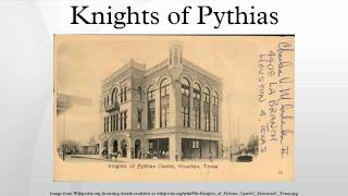Famous Knights Of Pythias Members