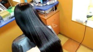 Кератиновое   пошаговое выпрямление волос Pure Brazilian (Пьюр Бразилиан)