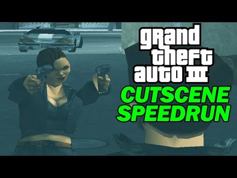 Grand Theft Auto III - All Missions Speedrun with Cutscenes thumbnail