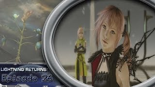 Lightning Returns Final Fantasy XIII Ep 26: Day 4 Illusion of Free Will