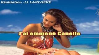ANTOINE JE L'APPELLE CANELLE I JJ Karaoké