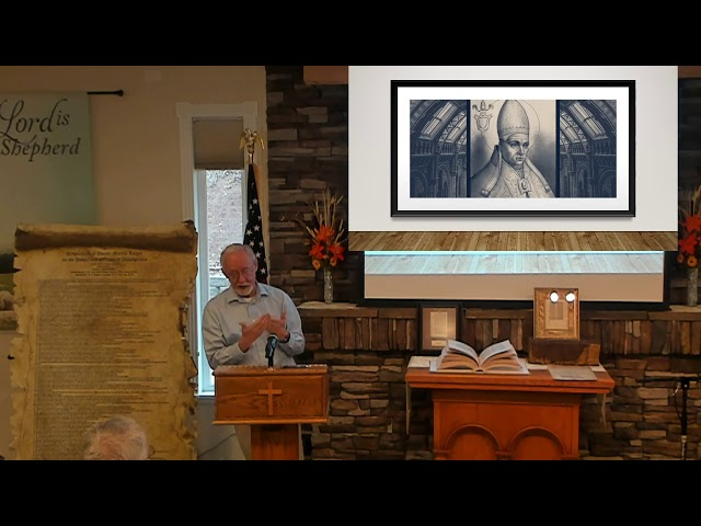 Sunday Service - Oct 20, 2019 - The Reformation