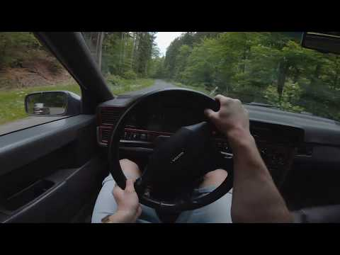 Volvo 850 2.3 T5 - Forest Run, Some Pulls