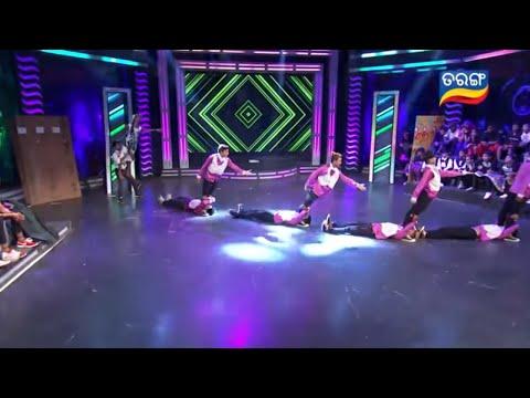 Odia Song re Locking & Popping ra Kamaal - Dhire Dhire Chal re Samaya   Drama Dance Dhamaka