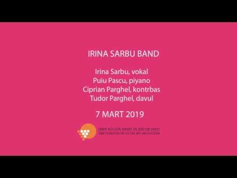 Irina Sarbu Band@Izmir