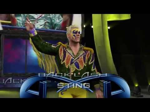 WWE 2k15 Surfer Sting Entrance (Xbox One) - YouTube