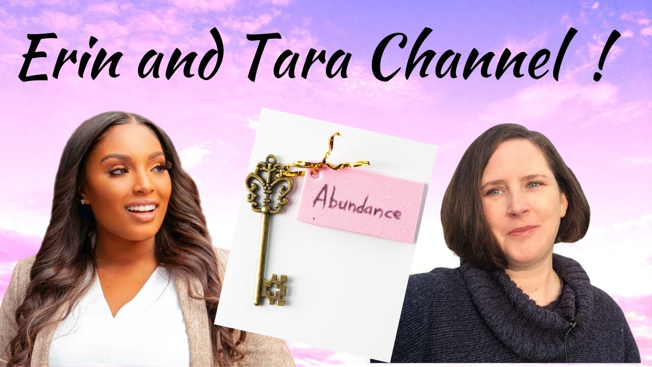 Channelled Message - Abundance and Arcturian Light Language Transmission with Erin Lyons! #abundance