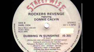 Rockers Revenge - Dubbing in Sunshine