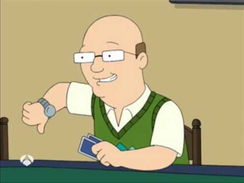 American Dad- virgen a los 42