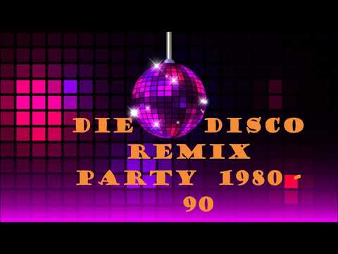 MEGA MIX 1980 -   90 ... . .    DER  DISCO REMIX