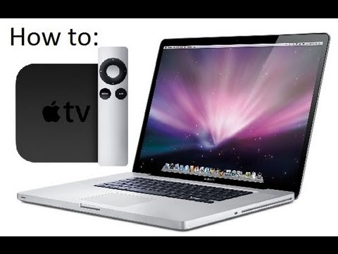 mac air 2010 apple tv