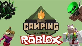 The FGN Crew Plays: ROBLOX - Camping