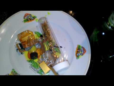 Avi Oziel's Gold Extraction Methods