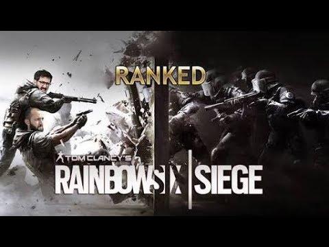 YENİ SEZON ÖNCESİ SON DEMLİLER ! | Tom Clancy's Rainbow Six Siege RANKED