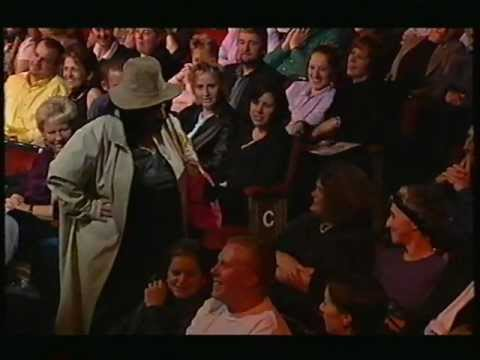 French and Saunders live 2000