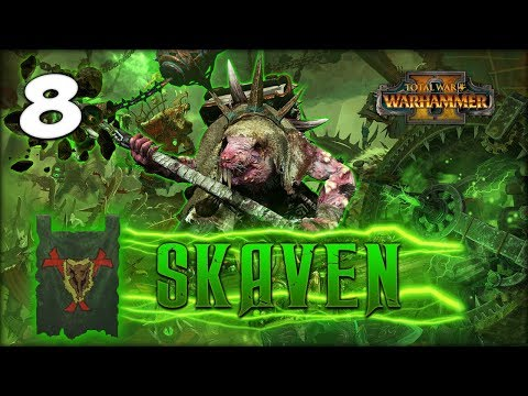 DEFENCE OF STAR TOWER! Total War: Warhammer 2 - Skaven Campaign - Lord Skrolk #8