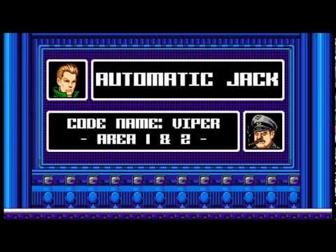 Code Name: Viper/Junko Tamiya - Area 1 & 2 (ΛUTOMATIC JΛCK Remix)