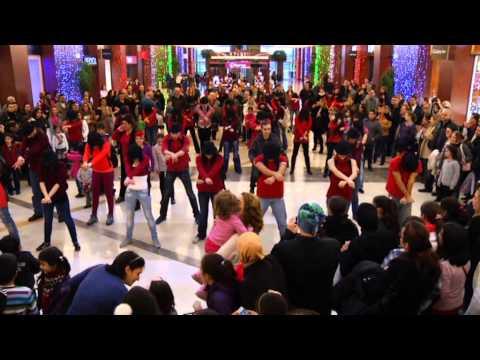 Gangnam Style Bursa Flash Mob