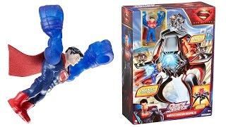 SUPERMAN Italiano - Apriamo il Set della Battaglia di Metropolis di Superman [Gioco per Bambini]
