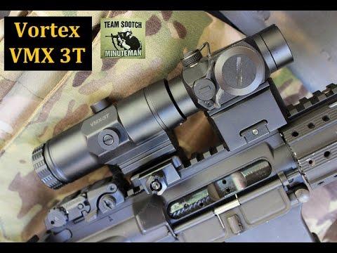 vortex vmx 3t 3x magnifier review youtube