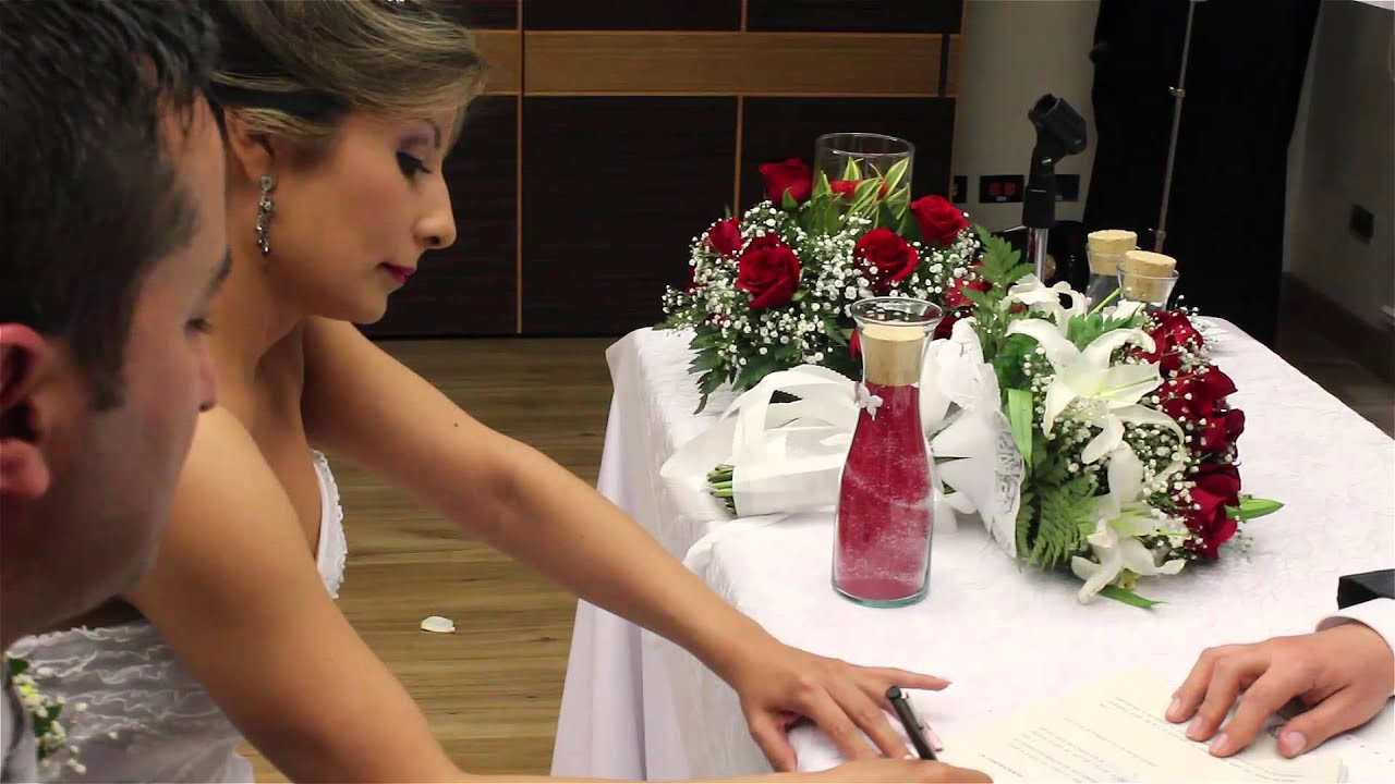 Matrimonio Catolico Y Civil : Video de boda civil diana ivan bogotá colombia