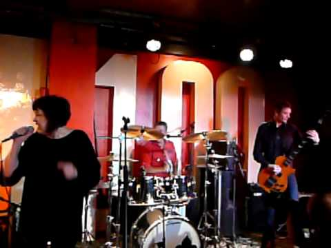 Sharon Tandy & The Fleur De Lys. 100 Club 11th Nov...
