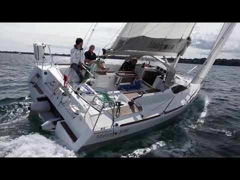 Sailing Today Malango 8.88 boat test