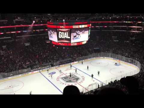 """Sharks Suck"" + Los Angeles Kings Goal (12.22.15)"