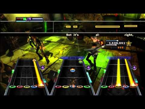 I Know What I Am - Band of Skulls Expert Full Band GH:WoR