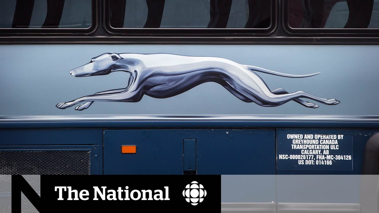 Greyhound Canada ends nearly all bus service for Western provinces