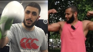 ALI DAWAH CHALLENGES MOHAMMED HIJAB