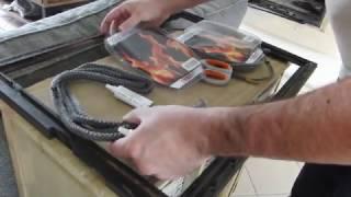 Temprix cheminée /& Four Jointréfractaires dense ficelle