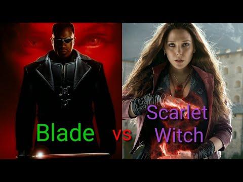 Blade vs Scarlet Witch! Marvel contest of champions. Блэйд vs Алая Ведьма! Марвел битва чемпионов.