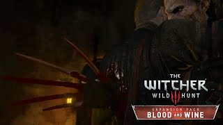 The Witcher 3 Blood And Wine - Regis Stabbed In The Chest (Uncensored/Censored Comparison)
