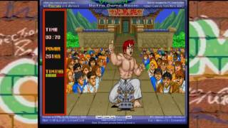 Street Fighter (World. Analog buttons) - -PlayThrough- Vizzed.com GamePlay - User video