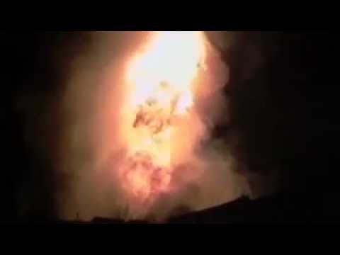 Edison Natural Gas Explosion - Durham Woods (Version 2) - YouTube