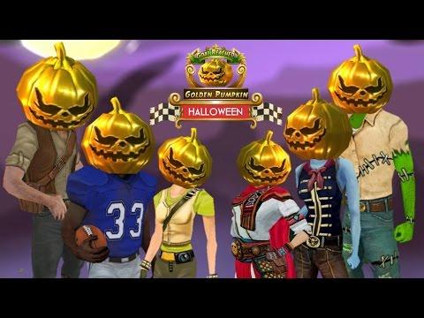 Temple Run 2 Global Challenge Unlock Golden Pumpkin